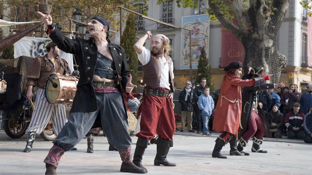 Vagalume Teatro celebra los 30 años de piratas de 'En busca del gran tesoro'